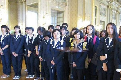 2013-09-29 AC-RENNES lycee-emile-zola-accueille-son-partenaire-chinois