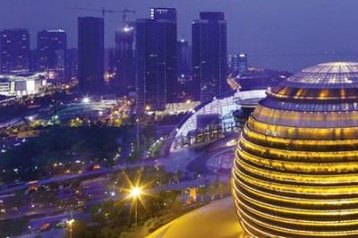 Hangzhou, province du Zhejiang